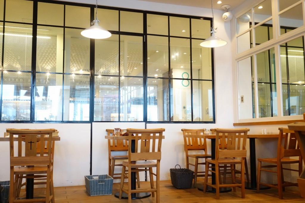 神戸三宮駅前のミント神戸にある女子力マックスカフェ「ココノハ」に行ってきた