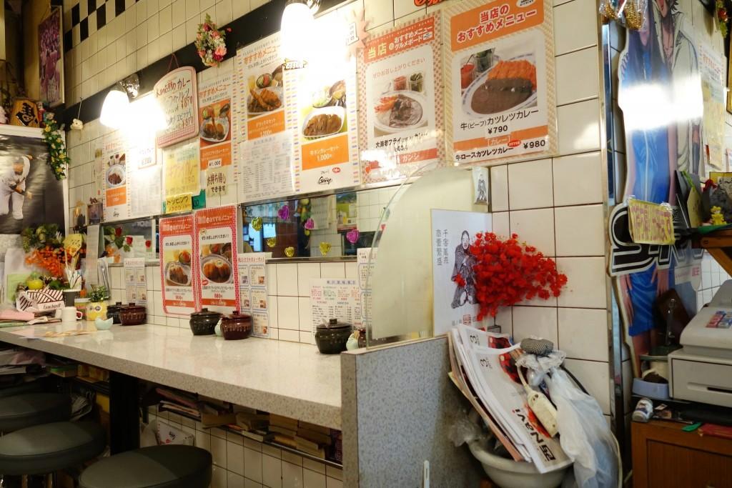 三宮駅前でサヴォイの気分じゃない時に行くカレー屋ガンジ
