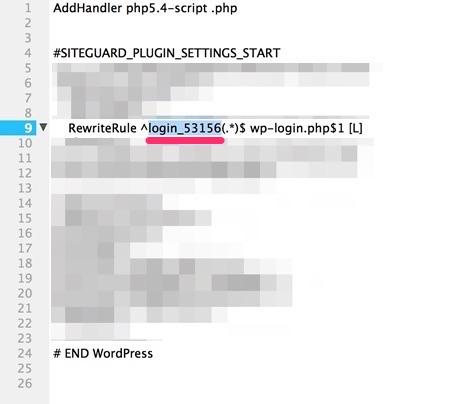 ある日突然 WordPress(wp-login.php)にログインしようとしたら 404 not found が表示 ...