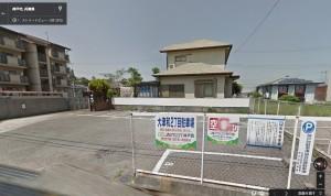 駐車場探しにGoogleマップを使うとこうなるよ
